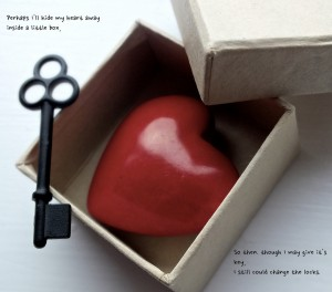 lockbox heart